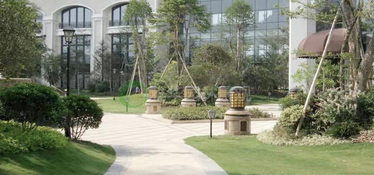 福建城市公园景观