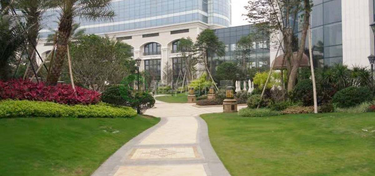 泉州别墅庭院设计