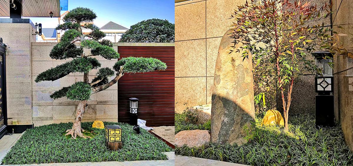 關于庭院景觀設計中的八大原則介紹