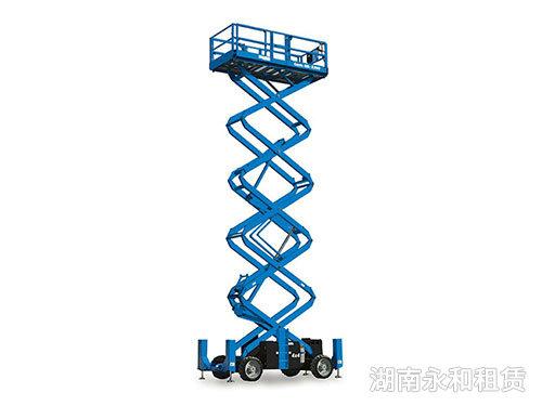 你知道长沙移动剪叉式升降机应用于哪些地方吗?