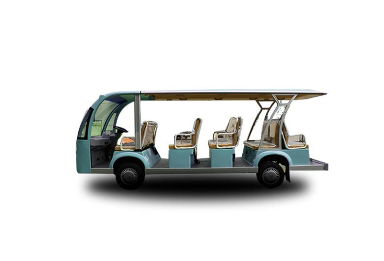 电动游览观光车变速出现问题如何修理