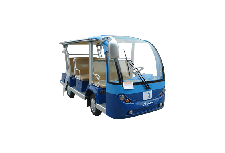 8座电动观光车
