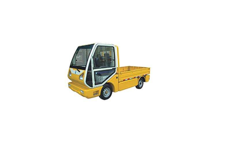 电动箱式货车