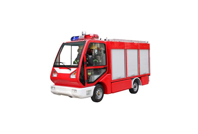 大型电动消防车