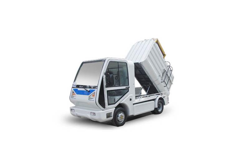 电动环卫车助力城市节能环保潮流