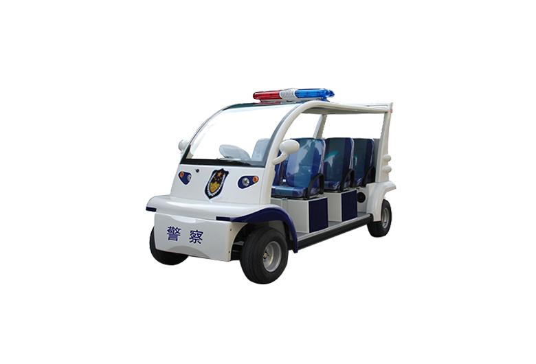 校园电动巡逻车