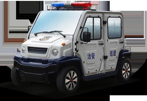城管电动巡逻车