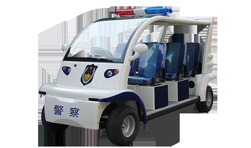 小区电动巡逻车