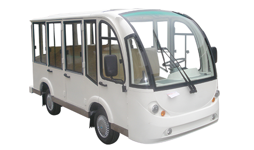 景区电动观光车主要系统架构