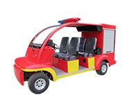 电动消防车和传统消防车的对比