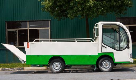 电动环卫车对蓄电池的性能要求