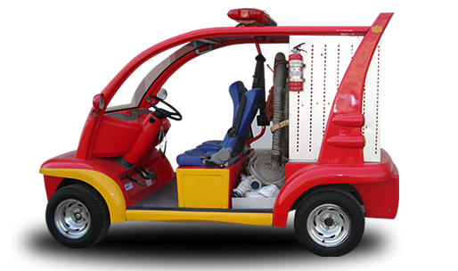 电动消防车,小体型大作用