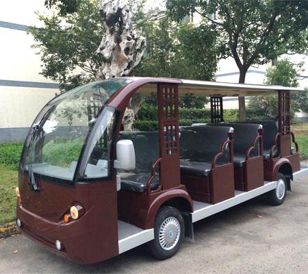 西安旅游电动观光车