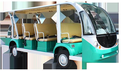 电动观光车制动拖滞引起的制动鼓发热该如何解决?