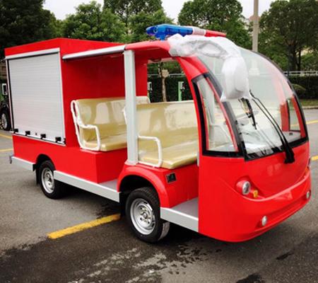 西安电动消防车