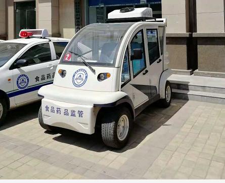 咸阳警用电动巡逻车