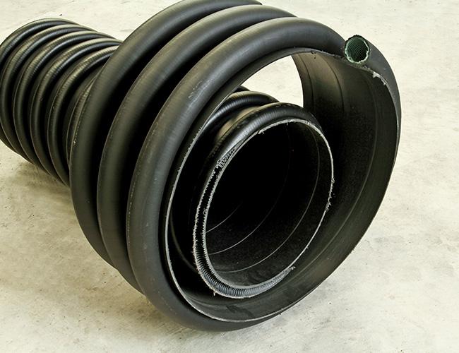 福建钢丝网骨架复合管