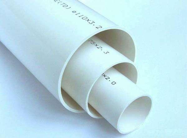 pvc排水管的特性,你知道多少?