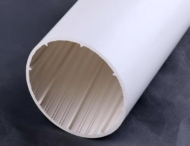 PVC实壁螺旋消音管