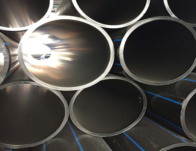 福州HDPE双色复合给水管