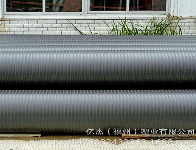 HDPE中空壁缠管