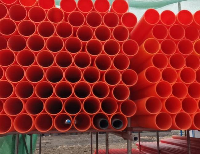 福州mpp拖拉管