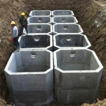10号钢筋混凝土化粪池