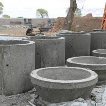 地埋式给水检查井