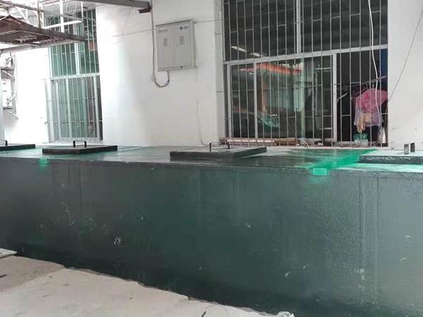 碳鋼防腐汙水處理設備