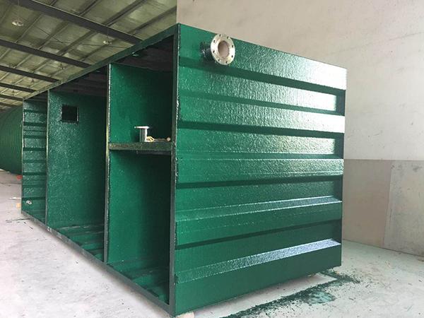 洗滌汙水處理設備