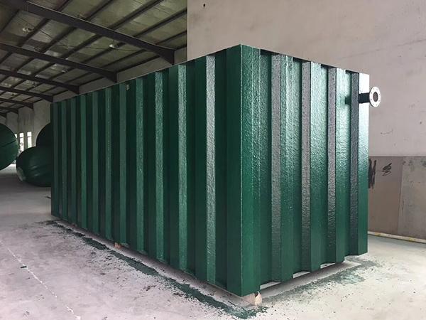 福州生活汙水處理設備