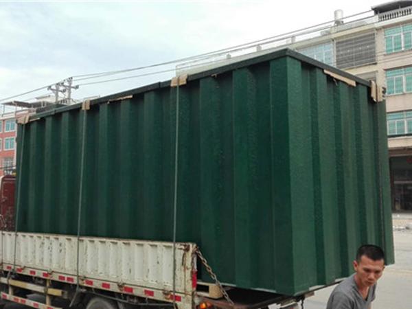 廢水處理設備的處理工藝與用電安全