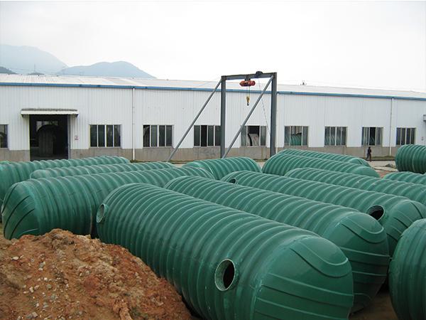 福州玻璃鋼化糞池