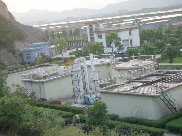 工業汙水處理設備