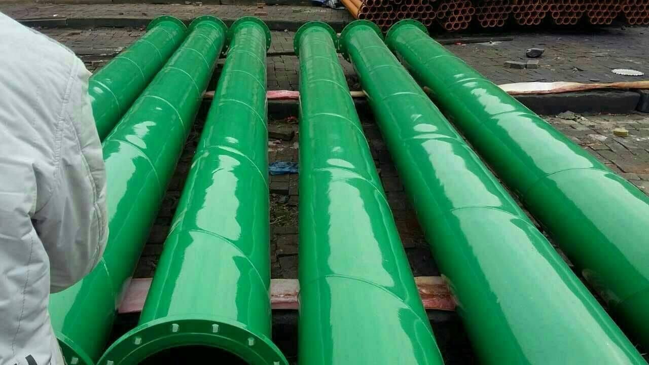 高氯化聚乙烯管道防腐涂料具有的特性