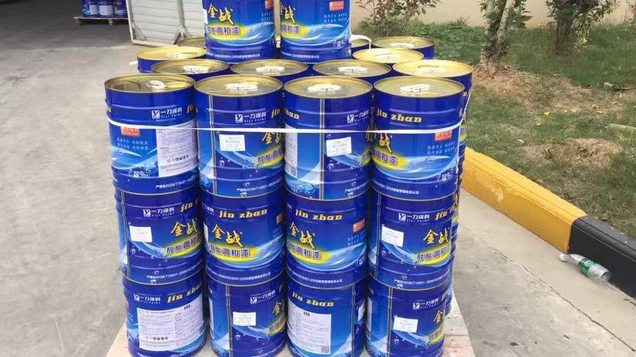 醇酸清漆单组份油漆的溶剂性强弱差异较大