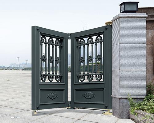 福州庭院折叠门