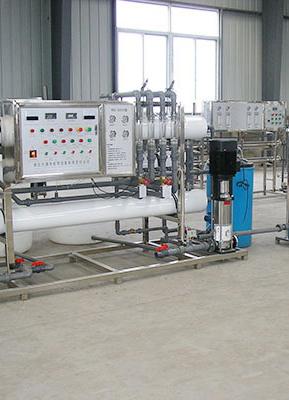 不锈钢材料在水处理设备上的应用案例