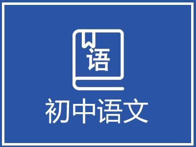 初中语文培训