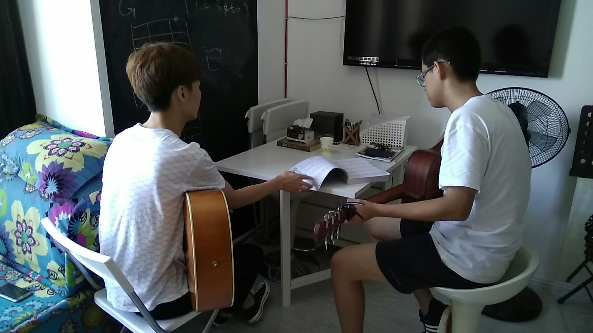 沈阳吉他培训