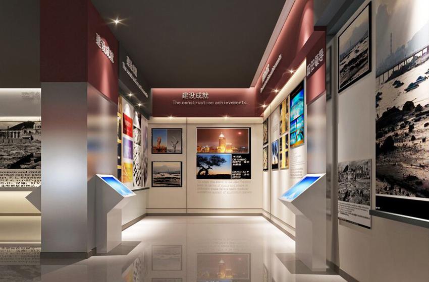 博物馆展柜设计