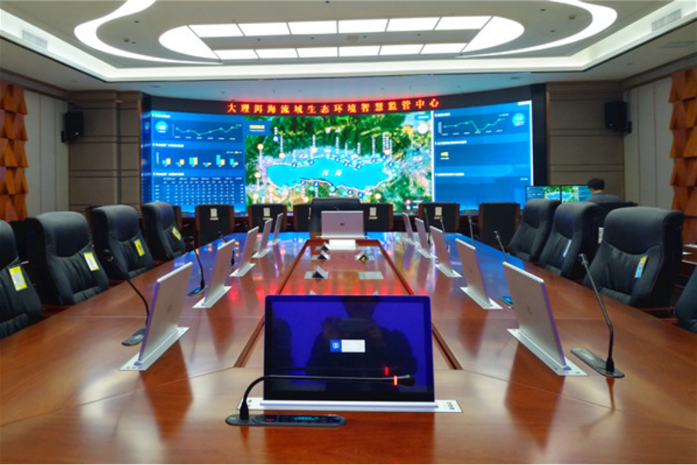 会议中控系统主机的功能特性