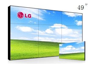 49寸3.5LG窄边框的拼接屏