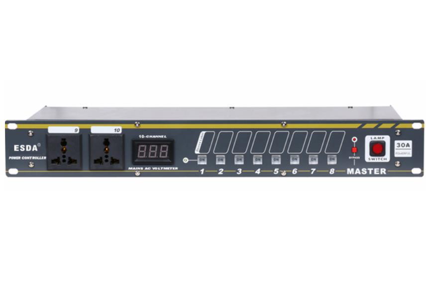 8路电源时序器