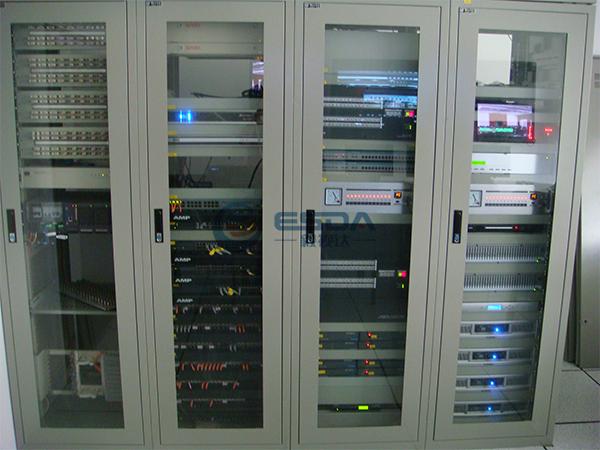 显示控制系统操作机房