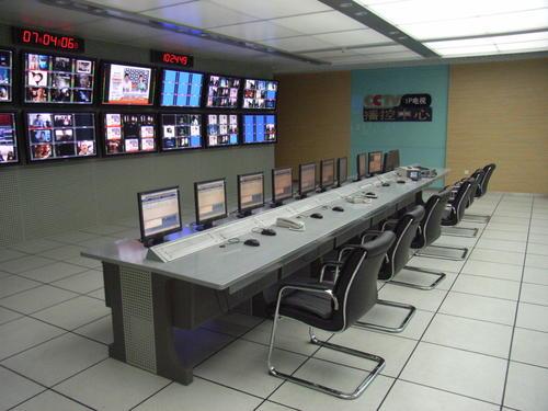 视频监控指挥中心