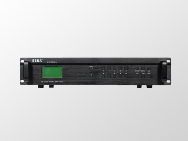 中控主机系统的机器设备总体设计平稳靠谱