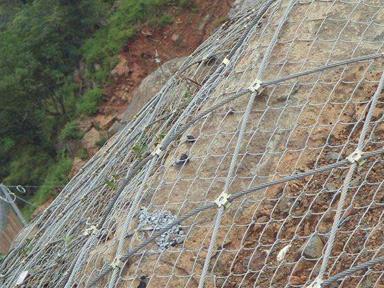 贵州主动边坡防护网