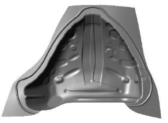 汽车模具设计