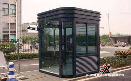 福州钢构铝塑板岗亭